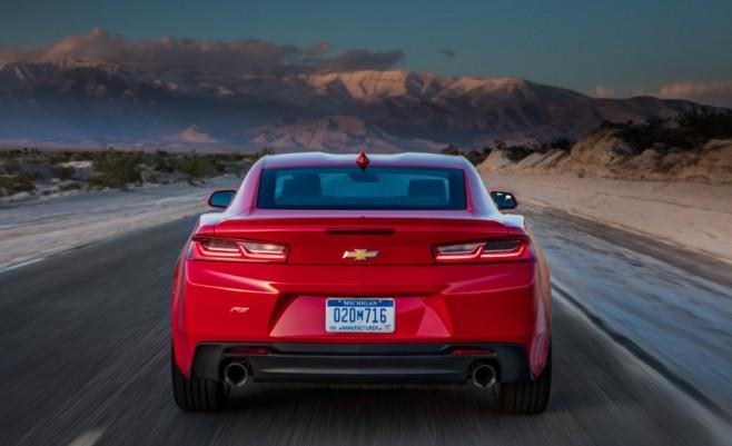 Car And Driver Instrumented Test 2016 Camaro V6 Manual