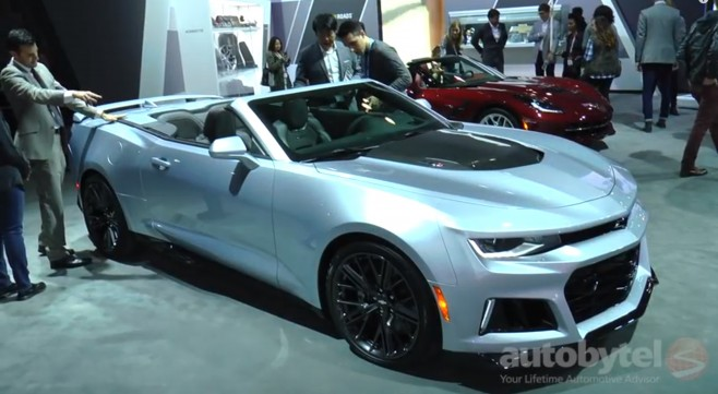Video Interview Review Of 2017 Camaro Zl1 Convertible Nyias