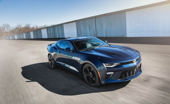 Car and Driver Long Term Road Test Begins For 2016 Camaro 2SS Manual