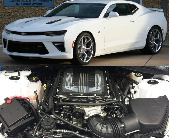 6th Gen Camaro Ss To Zl1 Build By Adm Performance