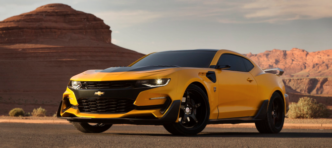 Bumblebee Camaro Returns for Transformers 5 – 6th gen 2016+ Camaro ...
