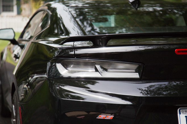 Camaro Oem Led Dark Tail Lights Have Arrived And They Look