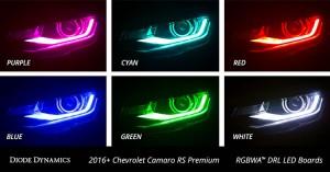CamaroRS-Premium--RGBWA-LED-Board-Collage