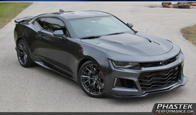 Here S How The 6th Gen Camaro Zl1 Looks Lowered 6th Gen 2016