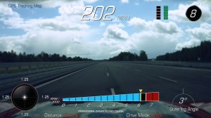 ATP Automotive Testing Papenburg GmbH – 2017 Chevrolet Camaro ZL1 Top Speed Testing Southbound Run