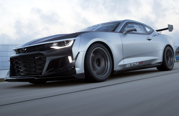 New Camaro Gt4 R Revealed Race Debut This Weekend 6th