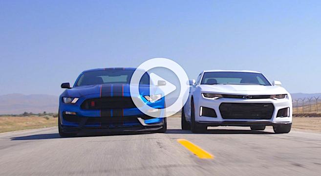 2017-Shelby-GT350R-vs-2017-Chevrolet-Camaro-ZL1-657x360
