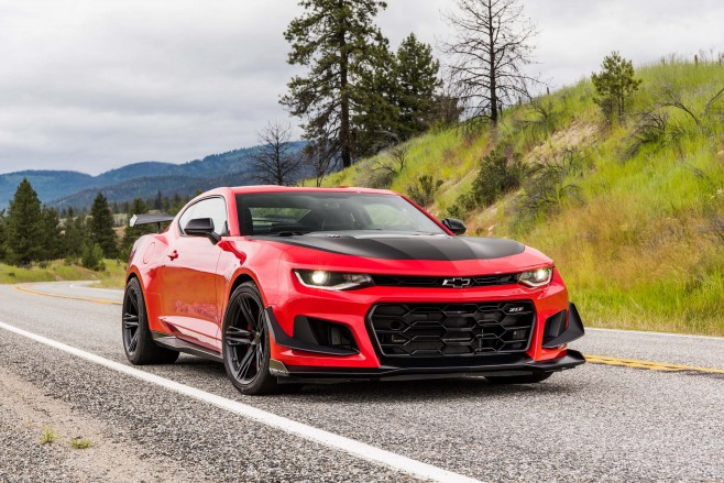 Camaro Zl1 1le Reviews Are In