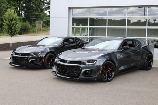 Camaro Zl1 1le Deliveries Have Begun 6th Gen 2016