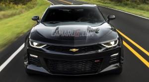 2016 Chevrolet Camaro SS