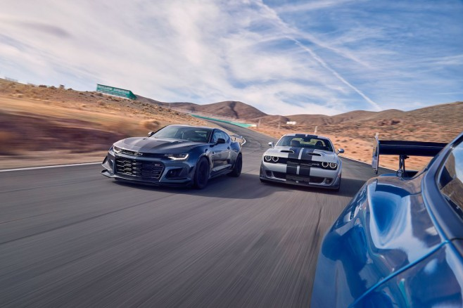 2020-GT500-vs-Camaro-ZL1-vs-Challenger-Hellcat-Redeye-3